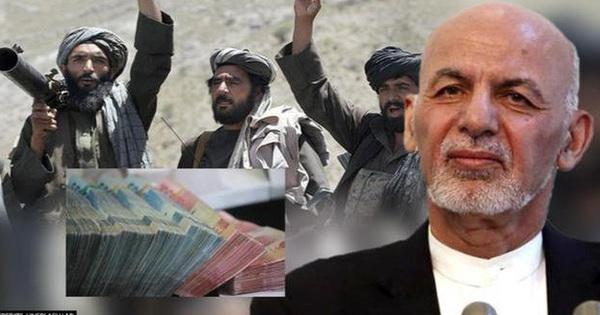 Thông tấn Nga đưa tin Tổng thống Afghanistan ra nước ngoài với trực thăng đầy ắp tiền