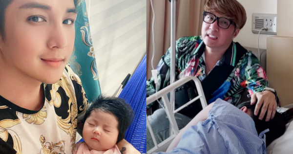 Lâm Chấn Khang bất ngờ công khai diện mạo con gái sau 2 năm giấu kín, dàn sao Việt vỡ oà chúc mừng