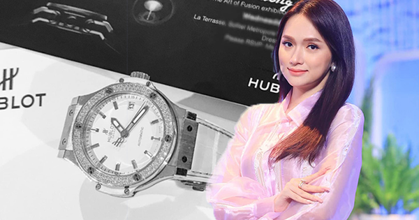 Ngỡ ngàng mục đích Hoa hậu Hương Giang sử dụng chiếc đồng hồ vừa chốt mua 900 triệu từ BTV Ngọc Trinh