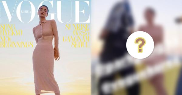 Song Hye Kyo 'chặt chém' bìa Vogue với body 0% mỡ thừa, ai ngờ ảnh hậu trường chụp bừa còn hot hơn vì lộ visual thật