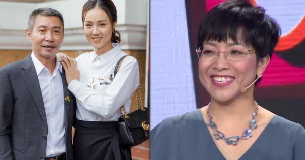 MC Thảo Vân gửi một thứ đến cho bà xã kém 15 tuổi của chồng cũ, hé lộ mối quan hệ thật sự không phải ai cũng có được!