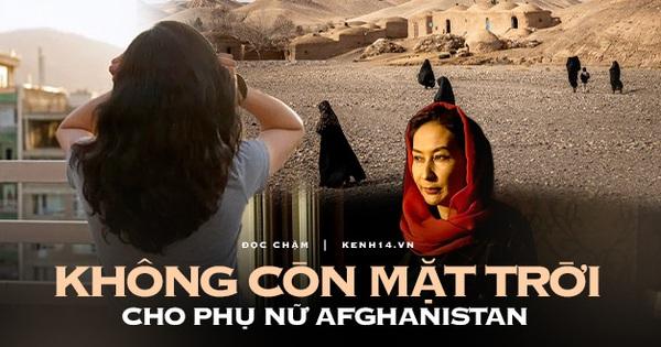 Chẳng có mặt trời rực rỡ nào cho phụ nữ Afghanistan: Nơi 1 cô gái chỉ rời khỏi nhà cha mẹ trong bộ cô dâu trắng, và chỉ trở về nhà trong tấm khăn tang trắng