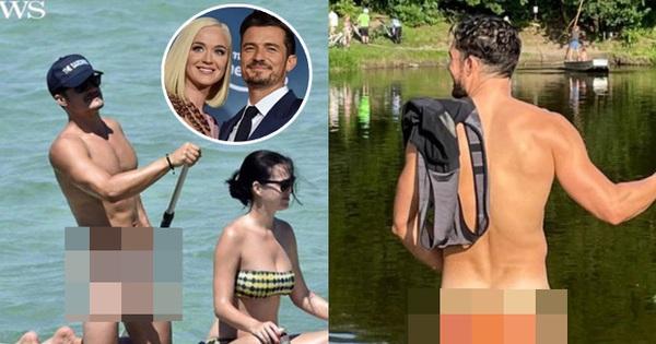 Tài tử Chúa Nhẫn gây sốc vì cởi sạch tắm hồ, bị 'ném đá' thậm tệ vì nghiện khoe thân, ảnh hưởng đến Katy Perry và con gái