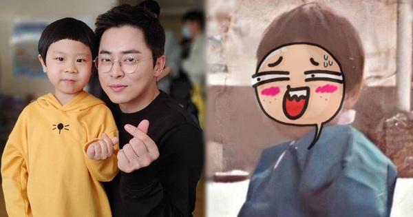Phát cuồng với ảnh dàn sao Hospital Playlist hồi nhỏ: 'Bố con' Jo Jung Suk lớn bé gì cũng chuẩn chúa hề luôn