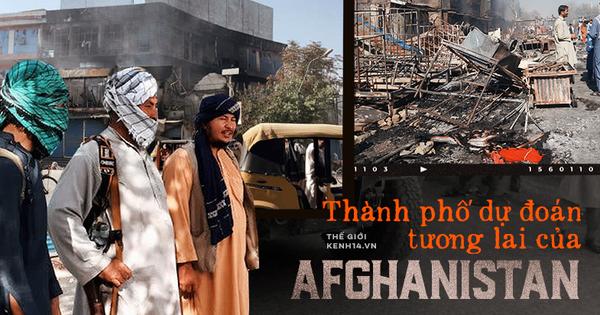 1 tuần dưới sự cai trị của Taliban: Chuyện xảy ra ở thành phố này có thể dự báo tương lai sắp tới của người Afghanistan