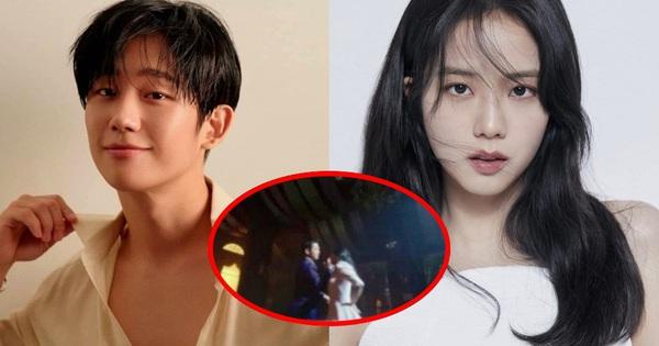 Snowdrop nhá hàng cảnh Jisoo (BLACKPINK) mặc váy dạ hội như công chúa, đu đưa với Jung Hae In ở sàn nhảy