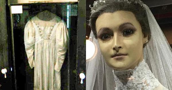 Bạn nghĩ chiếc váy cưới luôn là hình ảnh thuần khiết? Vậy trùm chăn lên mà đọc truyện rùng rợn này đi!