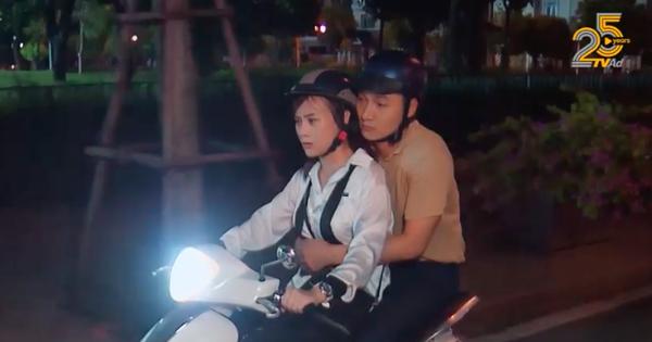 Preview tập 16 Hương Vị Tình Thân 2: Long 'chơi chiêu' khi được Nam chở bon bon trên đường, còn gọi nàng là 'khúc giò'?
