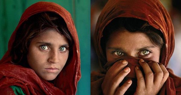 Cô gái Afghanistan trong tấm hình nổi tiếng thế giới: Phía sau đôi mắt hút hồn chứa đựng số phận nghiệt ngã của đứa trẻ tị nạn mồ côi