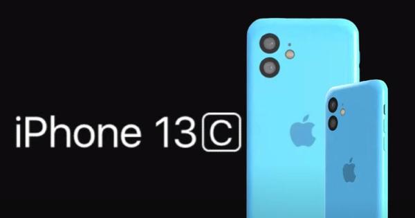 Lộ concept iPhone 13C, sản phẩm giá rẻ của Apple