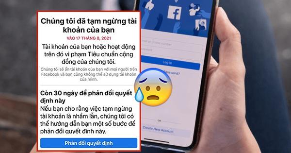 Xôn xao nghi vấn nhiều tài khoản Facebook bị khoá vĩnh viễn vì share clip nhạy cảm