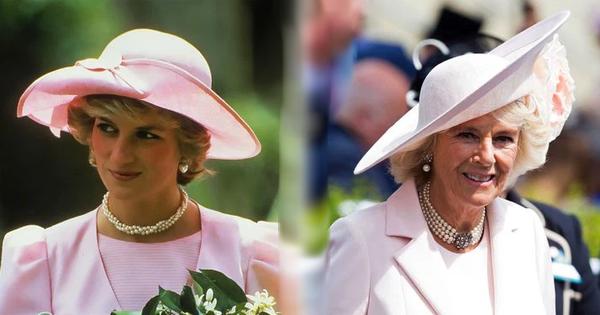 Tình địch của công nương Diana: Không mặc lố nhưng cũng rất nhạt nhòa, phong cách khác chính thất một trời một vực!