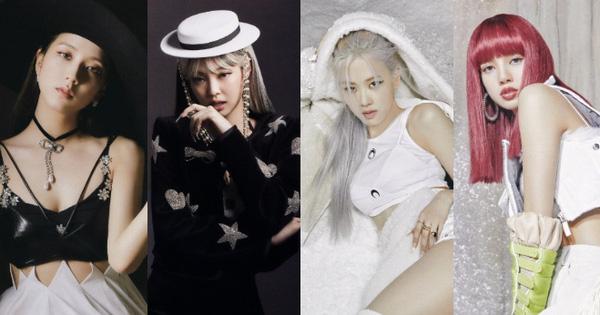 'Xả ảnh' HD chưa từng công bố của BLACKPINK: Choáng khi zoom cận mặt Jennie, Jisoo o ép vòng 1 đè bẹp thánh body Lisa - Rosé