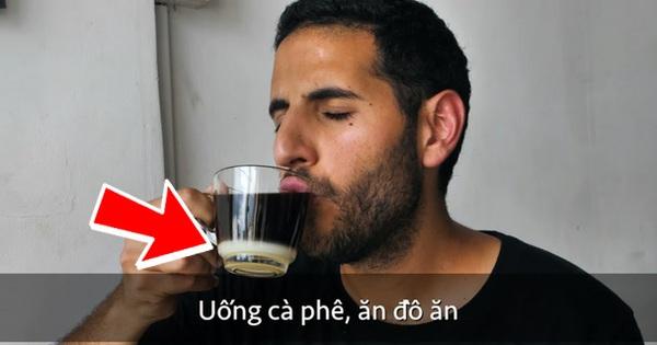 Netizen đào lại khoảnh khắc tố Nas Daily giả tạo khi làm video về Việt Nam: 'Uống cà phê sữa không khuấy mà cũng giả lả khen ngon?'