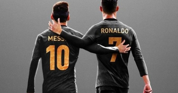 Real Madrid cáo già hơn Barcelona trong 'mối tình' với siêu sao cỡ Ronaldo, Messi
