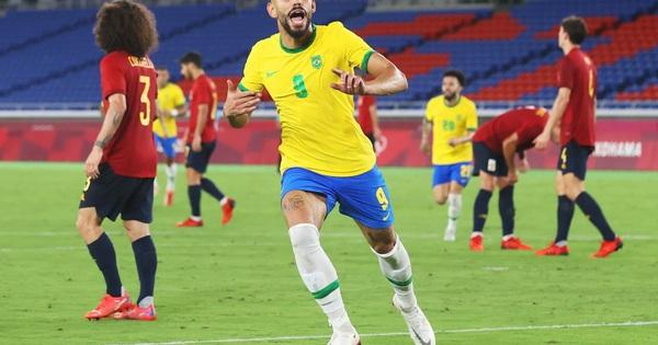 [Trực tiếp Chung kết Olympic] Brazil 1-1 Tây Ban Nha (H2): Bàn thắng cực đẳng cấp