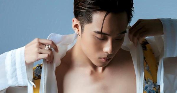 Hot boy Gương Mặt Thân Quen bất ngờ khoe body trên bìa tạp chí nổi tiếng Thái Lan!
