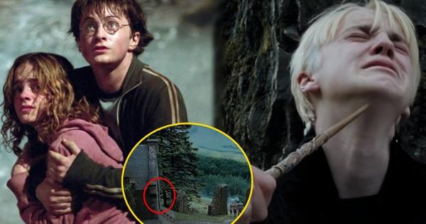 Chiếc bóng bí ẩn lấp ló ở Harry Potter sau 17 năm mới nhìn ra, nghe fan cứng suy luận mới thấy đoàn phim 'điên rồi'?