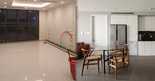 Chủ nhà cải tạo căn hộ tân cổ điển bằng đúng tiền cho thuê nhà 3 năm: Đơn giản nhưng thừa độ rộng thoáng lẫn độ 'chill'