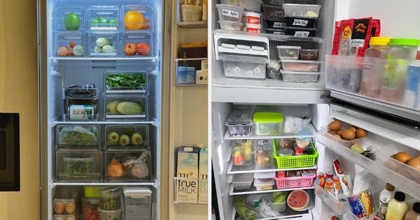 Tiếp tục 'tới công chuyện' với những chiếc tủ lạnh sang - xịn - mịn trong mùa dịch: Vừa ngăn nắp lại còn 'healthy', 10 điểm về chỗ!