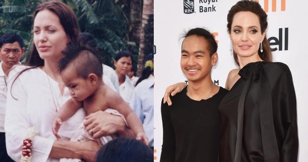 Lần đầu hé lộ lý do Angelina Jolie nhận nuôi Maddox 20 năm trước: Chỉ nhờ 1 hành động, cậu bé người Campuchia đã đổi đời
