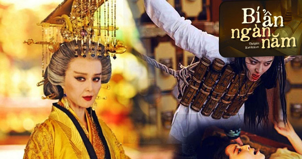 Những hình phạt tàn độc do Võ Tắc Thiên nghĩ ra, 'Ngọc nữ leo thang' trở thành cơn ác mộng của bất cứ ai