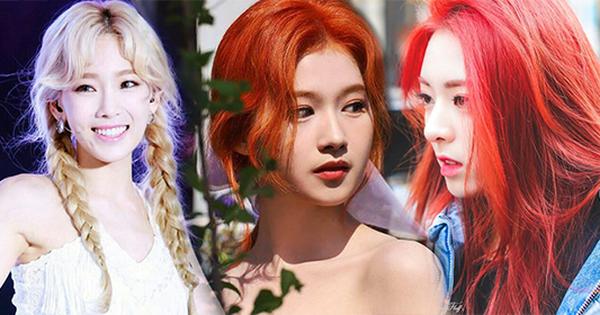 4 idol được ví như công chúa Disney nhờ đổi màu tóc: Rosé thành Rapunzel đời thực, Elsa đẹp nhất gọi tên một idol gen 2