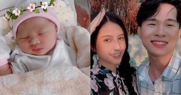 Hé lộ diện mạo con gái của Jack và Thiên An, netizen đồng loạt nhận xét: 'Giống bố như lột'
