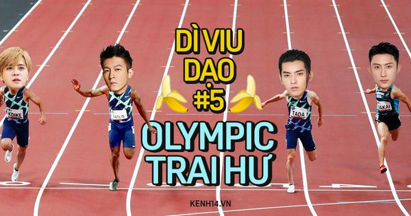 Dì Viu Dạo #5: Ngô Diệc Phàm và loạt đàn anh tranh tài 'quất ngựa truy phong' tại Olympic trai hư, cúp vô địch thuộc về ai?