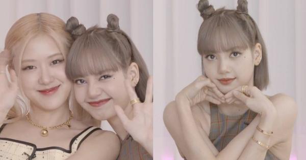 Lisa 'mọc sừng' với tạo hình mới hậu quay MV solo, Rosé muốn chui lại vào bụng mẹ nếu được quay về quá khứ?