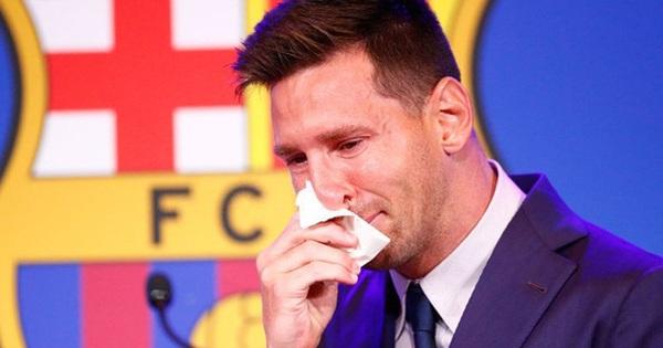 Nghẹn ngào trước những lời 'ruột gan' Messi chia sẻ trước khi rời Barca, hàng nghìn người đã phải đổ lệ