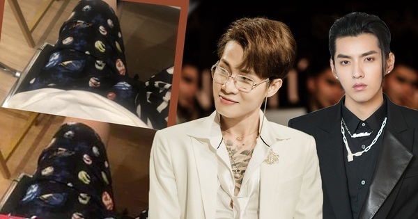 Netizen soi chi tiết nghi Jack gửi 1 bức ảnh nhạy cảm cùng lúc cho 2 cô gái, chiêu thức quá giống Ngô Diệc Phàm?