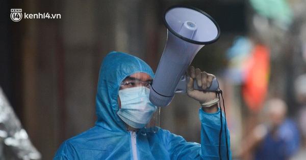 KHẨN: Hà Nội tiếp tục tìm người từng đến siêu thị, bệnh viện, chốt trực và các địa điểm khác liên quan F0