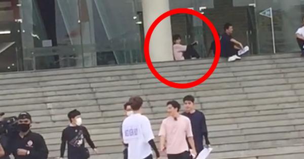 Rộ clip Jack ngồi 1 mình, fan xót nói idol bị cô lập ở Running Man nhưng sự thật là gì?