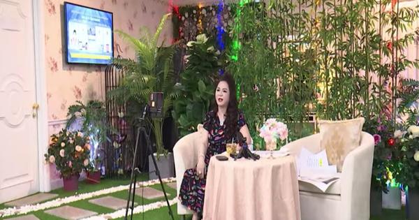 Antifan chê background phòng khách trong biệt thự của CEO Đại Nam trông như… nhà hàng tiệc cưới