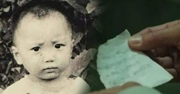 Bị bắt cóc năm 6 tuổi, bé trai bí mật giấu mảnh giấy nhỏ dưới gối, hành trình tìm bố mẹ suốt 32 năm khiến bao người bật khóc