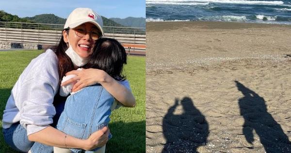 """3 tháng sau nghi vấn Choi Ji Woo bị chồng """"cắm sừng"""", netizen soi chi tiết hé lộ tình trạng gia đình hiện tại của nữ diễn viên"""