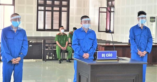 Tử hình kẻ cầm đầu đường dây ma túy từ châu Âu về Đà Nẵng, 2 đàn em lĩnh án chung thân