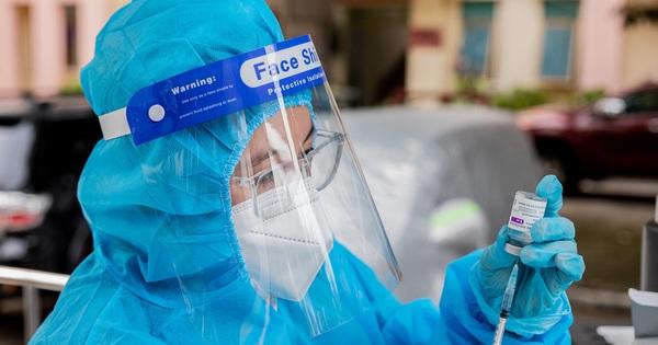 Bộ Y tế cho phép các địa phương tự quyết định rút ngắn khoảng cách 2 mũi tiêm AstraZeneca