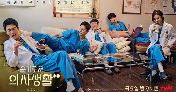 Cười sảng với 6 phim Hàn hài té ghế: Hospital Playlist vô địch giải tấu hề, Song Joong Ki dẫn đầu 'rạp xiếc trung ương'