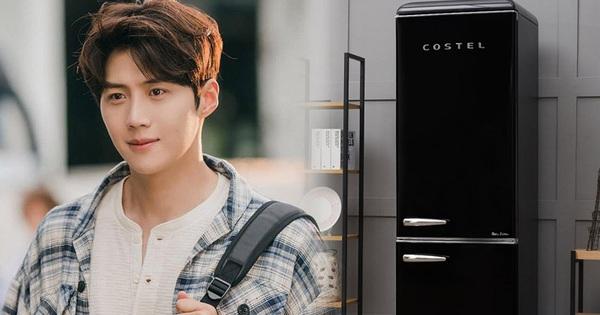 Xem phim Hàn cứ bị u mê tủ lạnh style retro, bóc giá mới thấy đắt hết hồn nhưng có một chiếc giá rẻ hơn hẳn