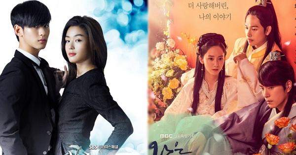 Loạt phim Hàn có poster 'í ẹ' đến khó hiểu: Bom tấn toàn sao hạng A nhưng không có tiền thuê thiết kế hả?