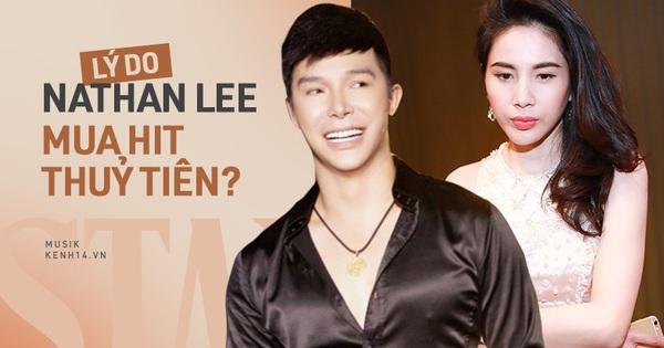 Hoá ra đây là lý do Nathan Lee mua độc quyền hit Thuỷ Tiên, chung quy cũng vì 2 chữ 'sao kê'?