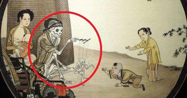 Bức tranh xương cốt kỳ dị 800 năm khắp Trung Quốc không ai lý giải được, phóng to 10 lần chuyên gia trầm trồ: Người xưa quá uyên bác!