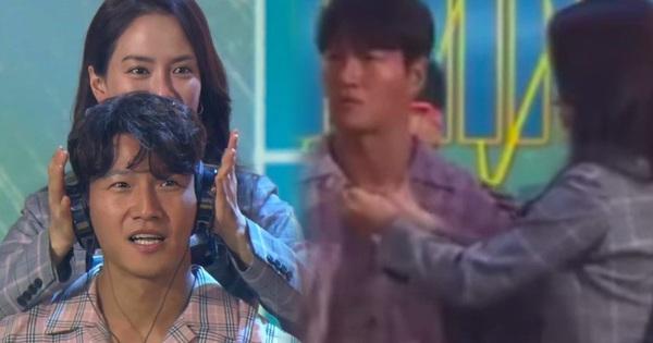Bắt gặp 1001 khoảnh khắc Jong Kook - Ji Hyo chăm sóc nhau tại fan meeting, chả trách fan cứ 'đẩy thuyền'!
