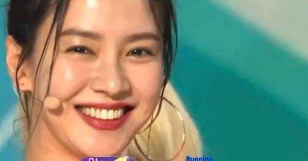 Đi tìm 'tiên tử kết màn' của Running Man: Song Ji Hyo đẹp xuất sắc, Kim Jong Kook thở hổn hển cực 'giả trân'