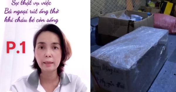 Sự thật đằng sau câu chuyện bà ngoại rút ống thở của cháu gái mới sinh được đăng tải trên fanpage Giang Kim Cúc và các Cộng sự
