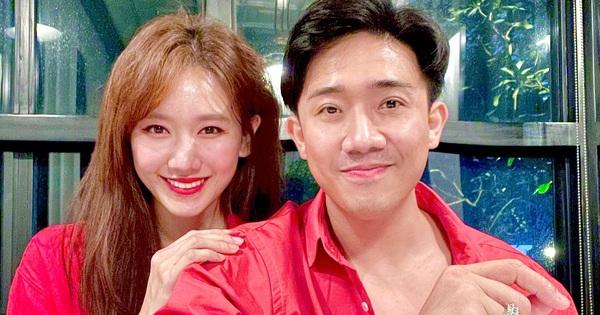Hari Won cũng lên tiếng sau khi chồng tung 1.000 trang sao kê, thức trắng đêm cùng Trấn Thành làm 1 việc