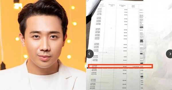 Netizen soi bằng được 1 chi tiết bất hợp lý trong sao kê, Trấn Thành lập tức lên tiếng: 'Coi kỹ dùm Thành!'