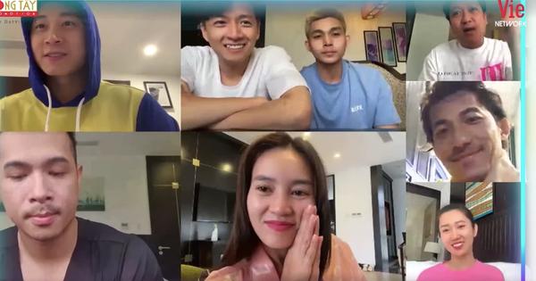 Dàn cast Running Man Việt sẽ trở về TP.HCM trong sáng nay (8/9)?